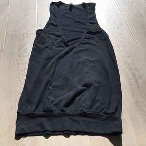 Cute body suite short dress
